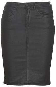 Only ONLFIA women's Skirt in Black