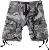 Surplus Men's Airborne Vintage Shorts Washed size 6XL