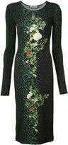 Preen by Thornton Bregazzi python print dress - women - Polyester/Spandex/Elastane - M