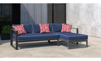 Tommy Hilfiger Monterey Patio Sectional with Cushions
