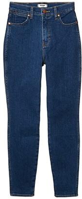 Wrangler High Rise Skinny Jean (Briar) Women's Jeans
