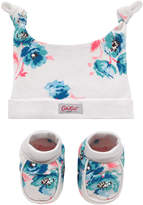 Cath Kidston Island Bunch Hat and Bootie Gift Set