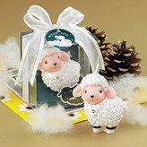 IT Jeans Cartoon Zodiac Sheep Charming Gifts Party Candles Smokeless Candles Birthday Candles for Baby Shower and Wedding Favor Keepsake Favor (1, Rhinestone sheep)