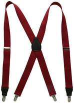 Stacy Adams Clip On Suspenders Wallet