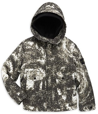Stone Island Boy's Hooded Jacket