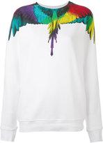 Marcelo Burlon County of Milan 'Eva' sweatshirt - women - Cotton - XS