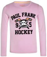 Paul Frank HOCKEY LONGSLEEVE Long sleeved top light pink