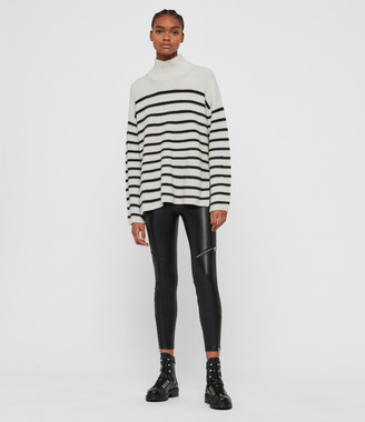 AllSaints Melody Cashmere Blend Sweater