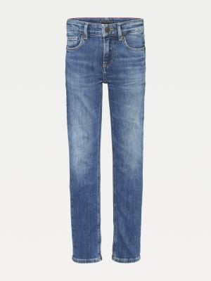 Tommy Hilfiger Scanton Slim Fit Faded Jeans
