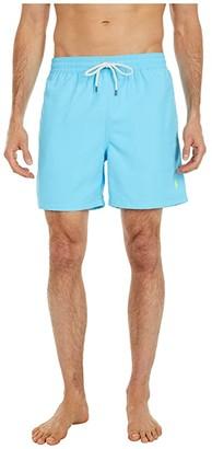 Polo Ralph Lauren Traveler Swim Trunks (French Turquoise) Men's Swimwear