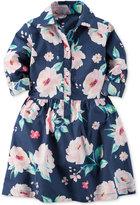 Carter's Floral-Print Dress, Toddler Girls (2T-5T)