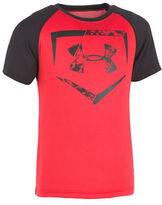 Under Armour Boys 2-7 Two-Tone Raglan Tee