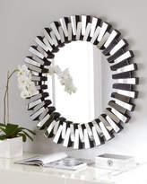 Horchow Mingling Slats Mirror