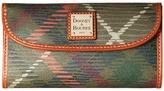 Dooney & Bourke Durham Continental Clutch