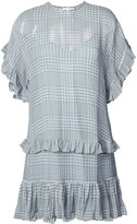 Zimmermann ruffled trim dress - women - Silk - 0