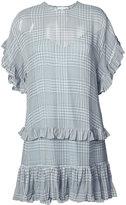 Zimmermann ruffled trim dress - women - Silk - 1