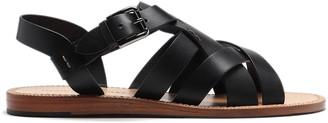 Dolce & Gabbana Sandal Gold Box