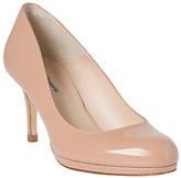 LK Bennett L.K.Bennett Sybila Platform Court Shoes, Fawn
