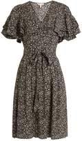 Rebecca Taylor Sweet Briar floral-print silk dress