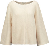 Helmut Lang Oversized cashmere and cotton-blend sweater