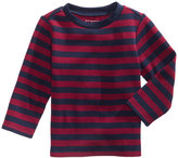 First Impressions Striped Thermal T-Shirt, Baby Boys (0-24 months), Created for Macy's