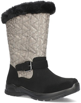 Easy Street Shoes Easy Dry by Boulder Women's Waterproof Winter Boots