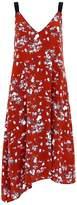Rag & Bone Zoe Floral Asymmetric Dress
