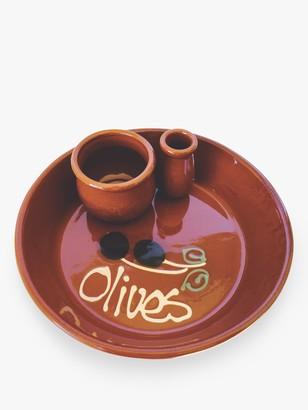 Regas Olive Dish, Dia.15cm