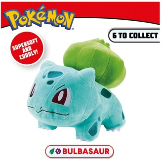 Pokemon 8 Inch Plush- Bulbasaur