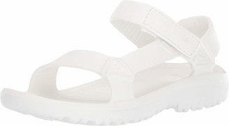 Teva Women's W Hurricane Drift Sport Sandal White 9 Medium US