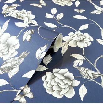 Arthouse Rose Garden Wallpaper