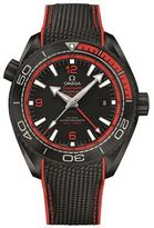 Omega Seamaster Planet Ocean Deep Black Watch