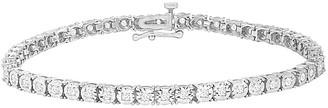 Diana M Fine Jewelry 14K 2.50 Ct. Tw. Diamond Tennis Bracelet