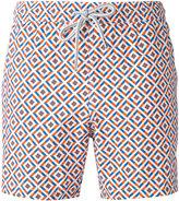 Capricode printed swim shorts