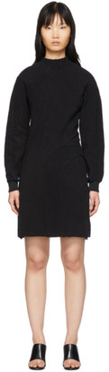 Ottolinger Black Multiline Dress