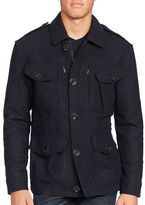 Polo Ralph Lauren Wool Blend Field Jacket