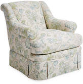 Mr & Mrs Howard Lawford Club Chair - Green/Natural