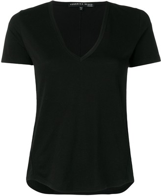 Veronica Beard V-neck T-shirt