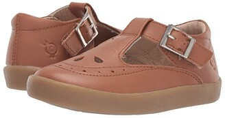 Old Soles Royal Shoe (Toddler/Little Kid) (Tan) Girl's Shoes