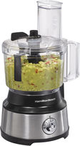 Hamilton Beach 10-Cup Bowl Scraper Food Processor