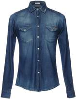 Roy Rogers ROŸ ROGER'S Denim shirts - Item 42644831