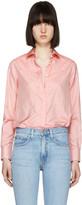 Brock Collection Pink Baylee Shirt