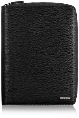 Tumi Leather Travel Wallet