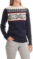 Dale of Norway Voss Sweater - Merino Wool (For Women)