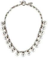 Sonia Rykiel Sterling Collar Necklace