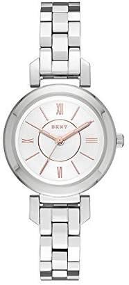 DKNY Women's Ellington Analog-Quartz Watch with Stainless-Steel Strap