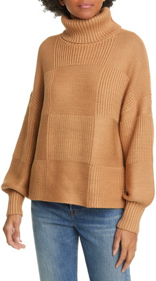 STAUD Benny Turtleneck Sweater