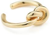 Lena Wald Knot Ear-Cuff Earring in Yellow Gold