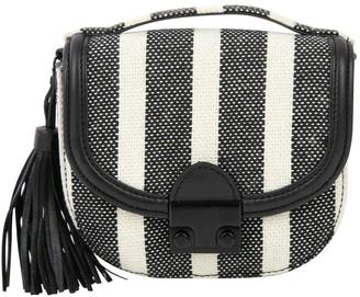 Loeffler Randall Black Cotton Handbags
