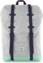 Herschel Supply Co Tonal Trim Retreat Backpack